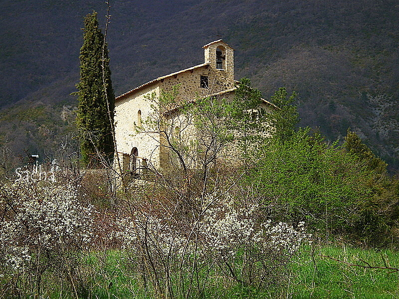 """Chapelle st Pons """" La Robine sur Galabre """" # 2"""