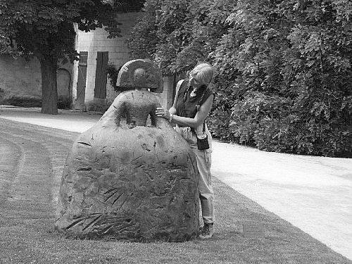 Rencontre ..château de Chenonceau