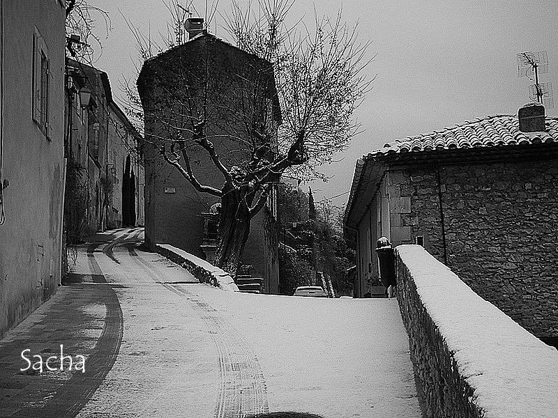 Jour de neige # 2