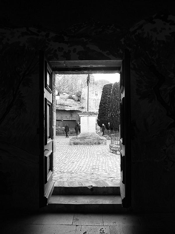 Chapelle Yves Brayer Baux de Provence