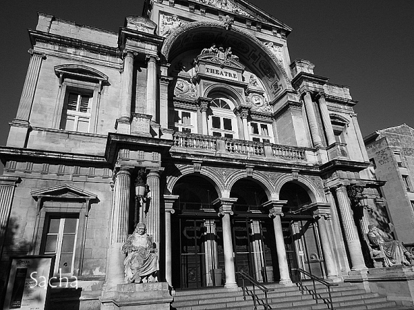 Grand Opéra théâtre d'Avignon