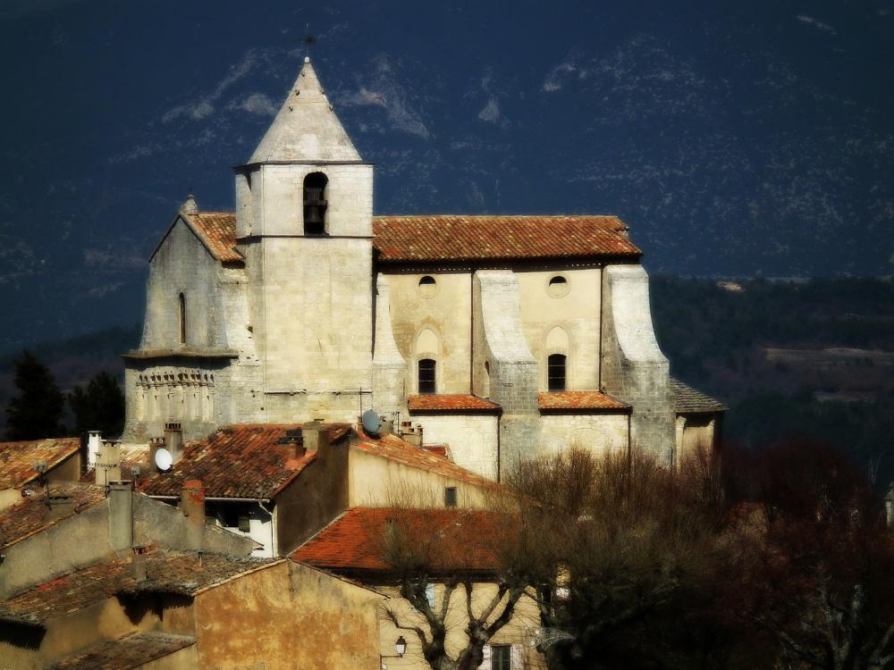Eglise de Saignon
