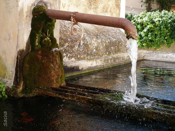 Fontaine Hameau les Grands -Cléments