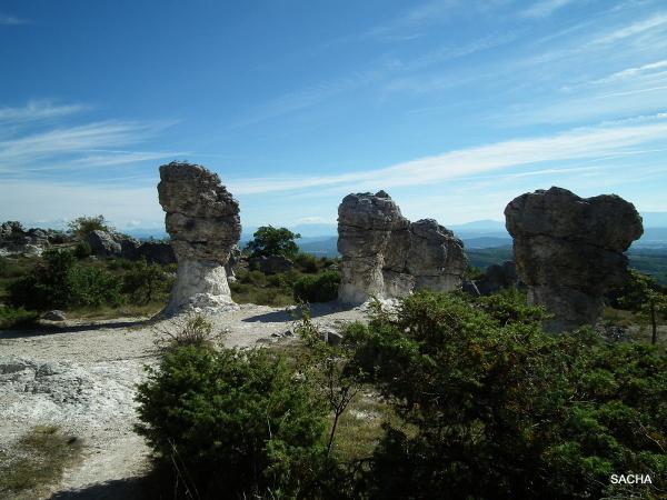 Plateau des Mourres Forcalquier