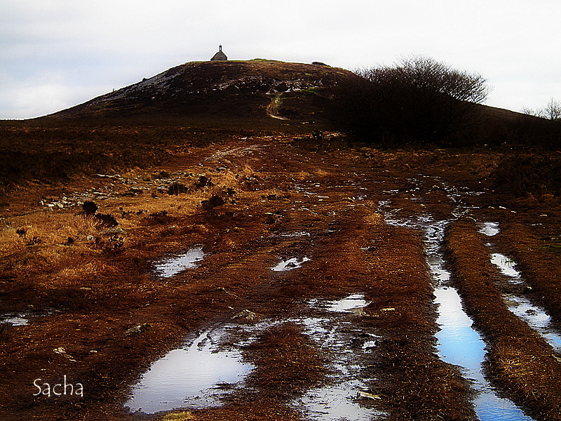 Menez Mikael brittany's landscape