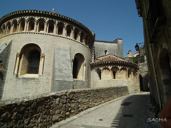 Abbaye de Gellone St Guilhem le Désert
