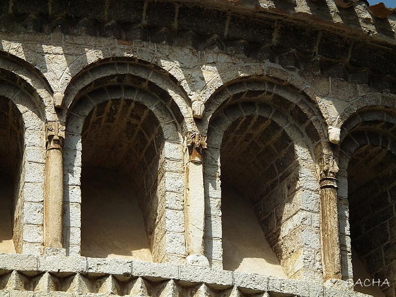 Détails Abbaye de Gellone St Guilhem le Désert