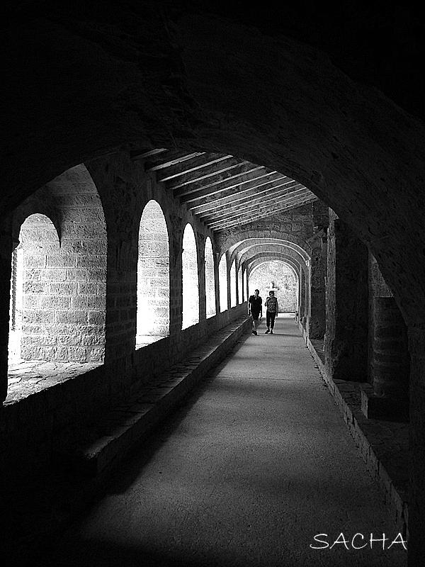 Cloître Abbaye de Gellone # 2