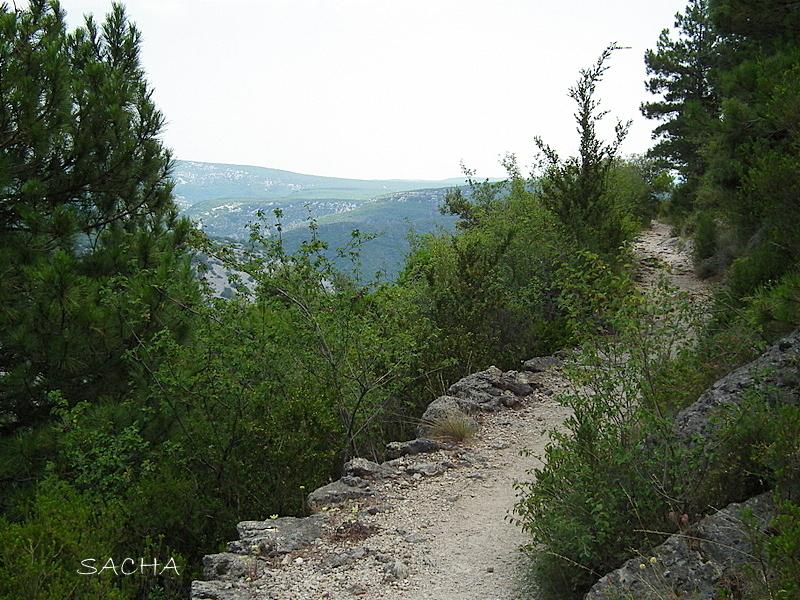"Chemin de Lieu Plaisant ""GR74 """