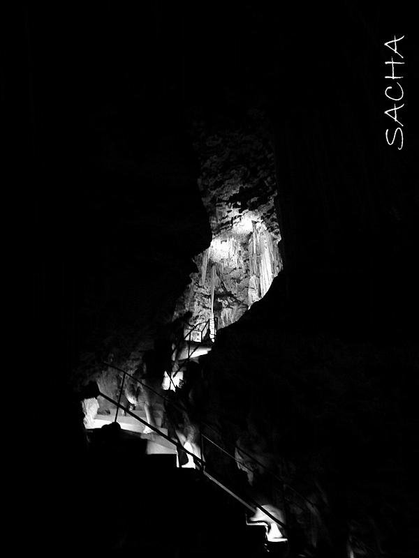 """Grotte de la Clamouse """" St Guilhem le désert """""""
