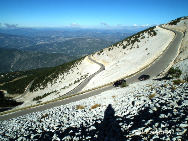 Route de Malaucène Ventoux