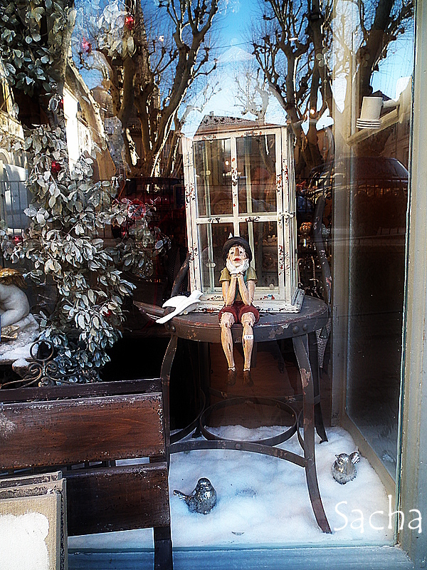 Je t'attendais ! :) St Rémy de Provence