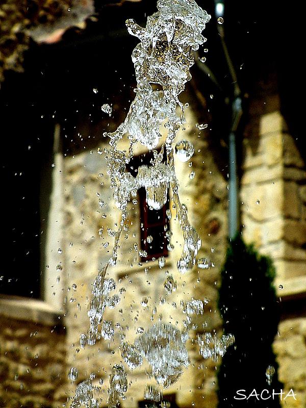 Jeu d'eau