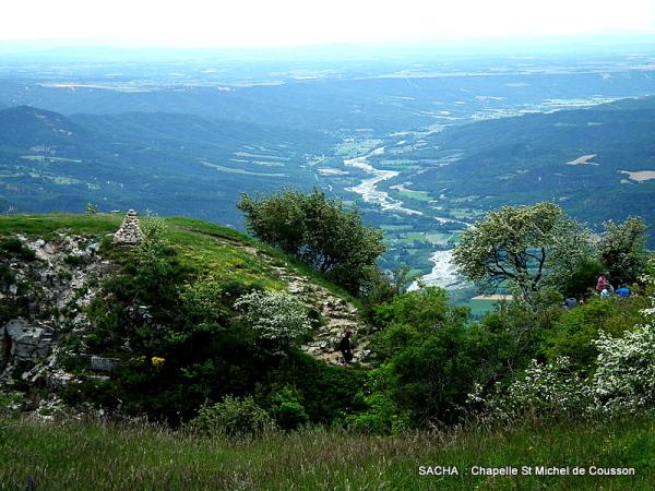 """La Vallée de l' Asse """" Mont Cousson """""""