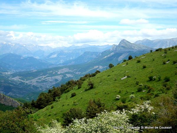 Du Mont Cousson ....