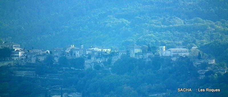 Village de Ménerbes