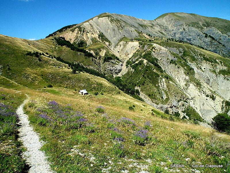 refuge du Seignas , massif des Monges