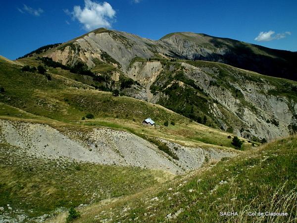 Massif des Monges ( refuge du Seignas )