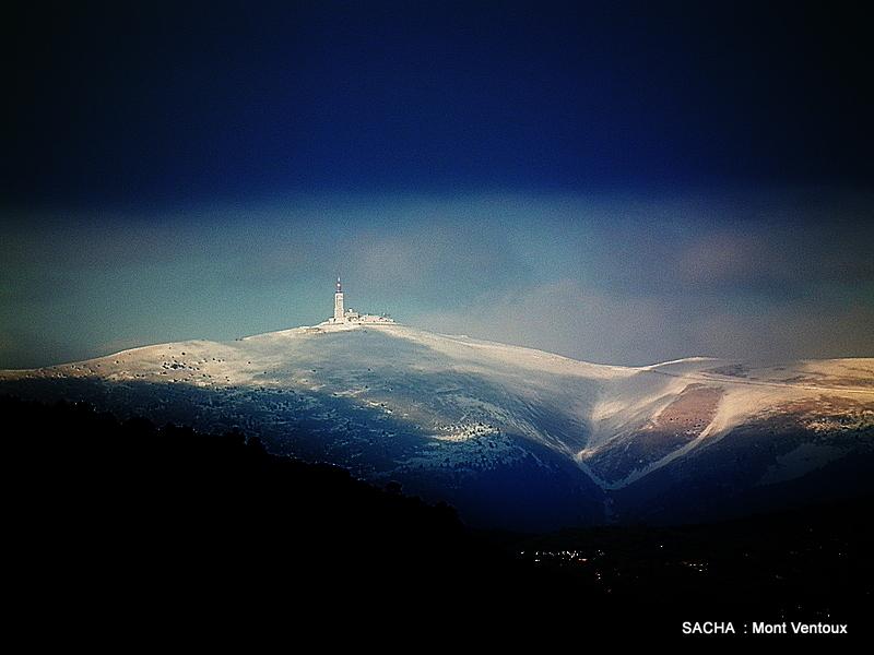 Mont Ventoux et Col des Tempêtes