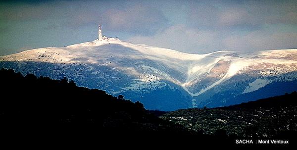 Mont Ventoux ( petit zoom )