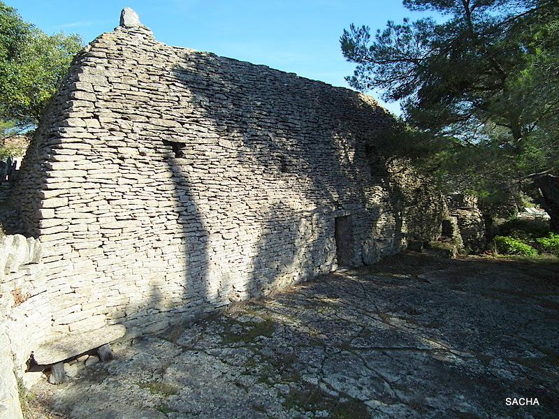 La maison du Papé ( Jas à Gordes Luberon )