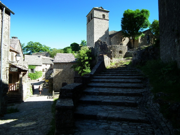 Village Templier de la Couvertoirade