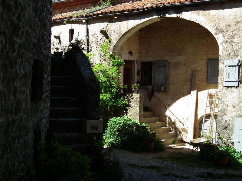 "Habitation  "" village de la Couvertoirade"""