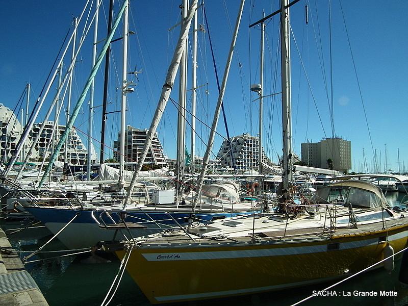 Port La Grande Motte