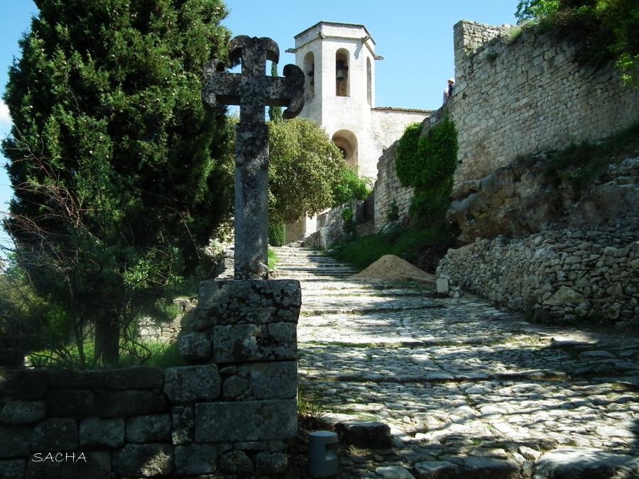 Notre Dame Dalidon  Village du Vieil Oppede