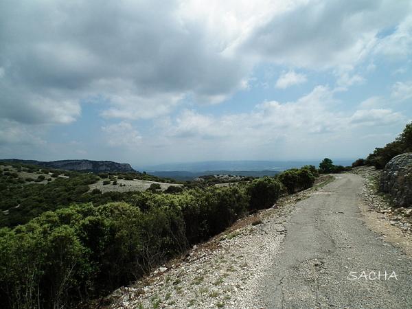 Chemin des Crêtes Massif du Petit Luberon