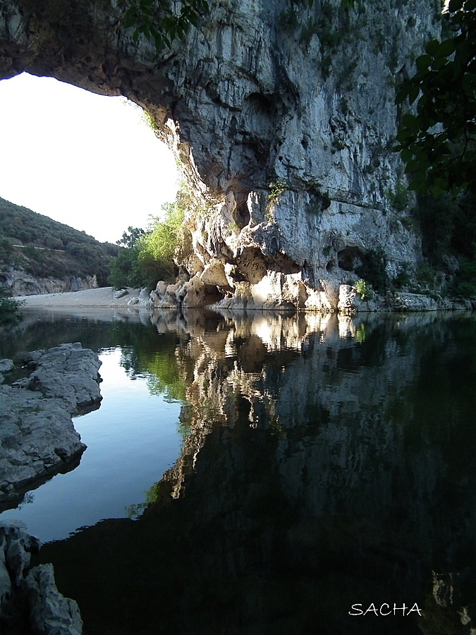 Pont d'Arc Ardèche