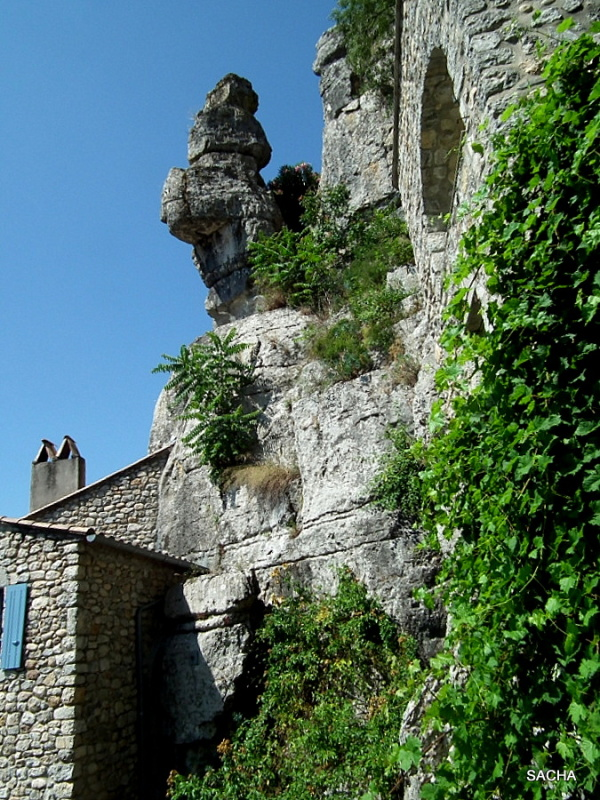 Village de Labeaume Ardèche