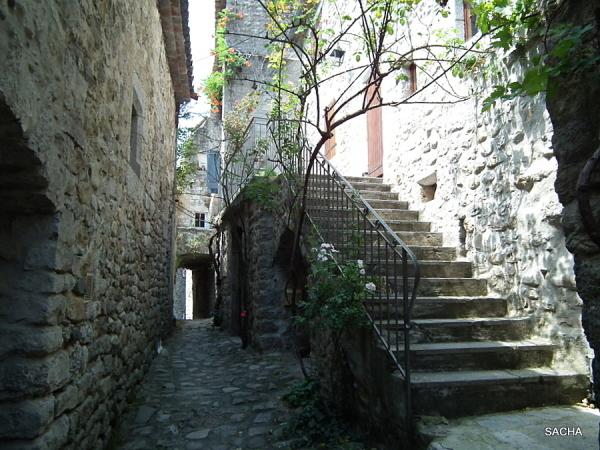 Calade Labeaume Ardèche
