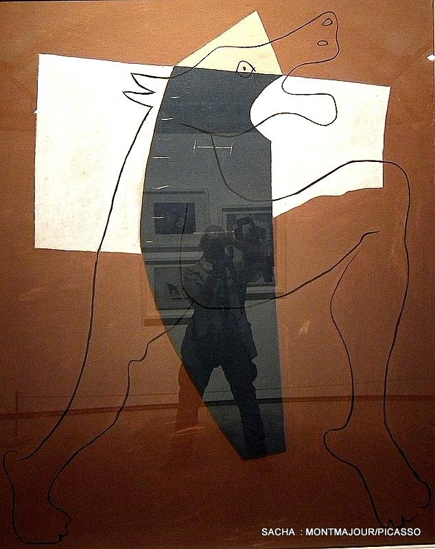 """Pablo Picasso à l'Abbaye de Montmajour """"Arles"""""""