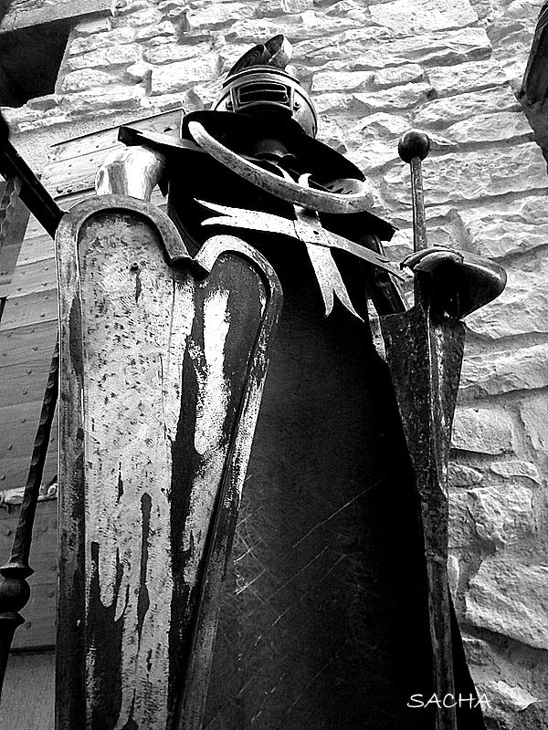 """Chevalier """" St Laurent Des Arbres  """"Gard"""