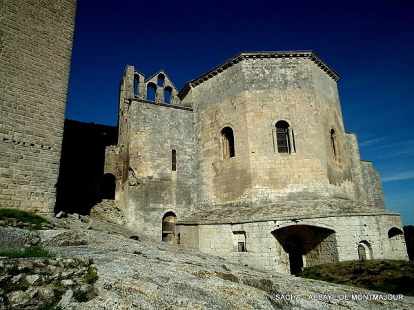 "Abbaye de Montmajour "" Bouches du Rhône """