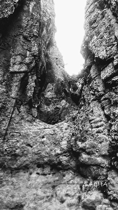 "Gorges de Badarel "" Massif du Pt Luberon """