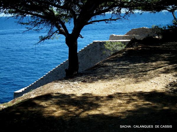 Trémie presqu'île de Port Pin