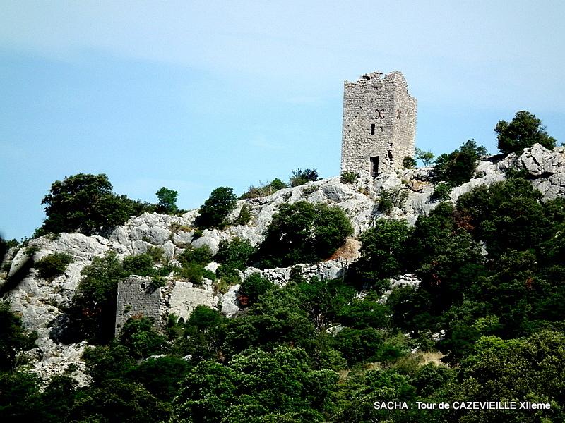 Tours de Cazevieille Hérault