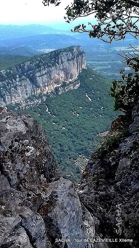 L'Hortus du sommet du Pic St Loup Hérault