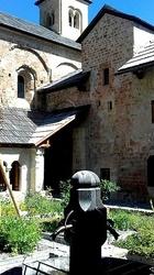 """Abbaye de Boscodon """" Hautes Alpes """""""