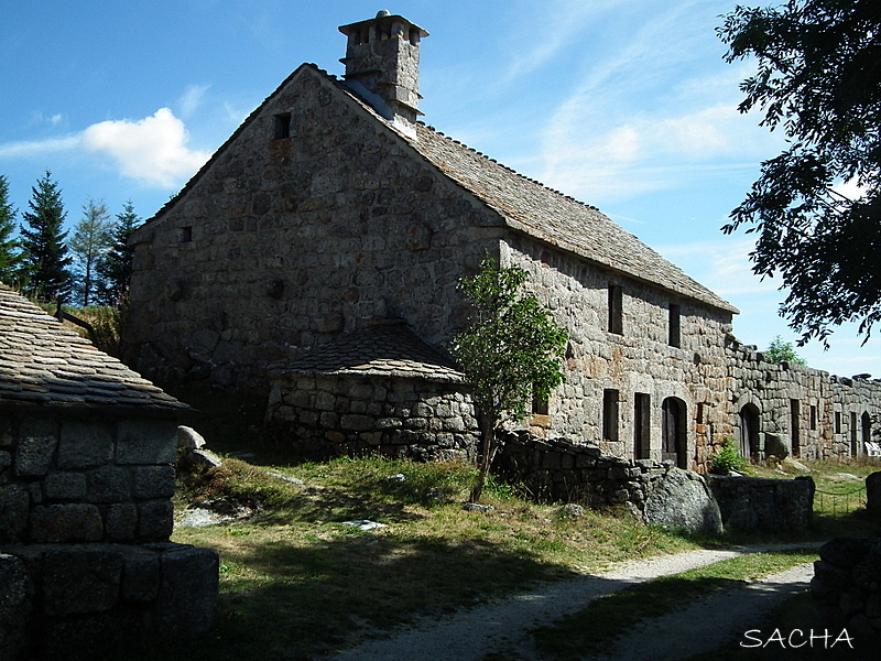 Maison en Lozère