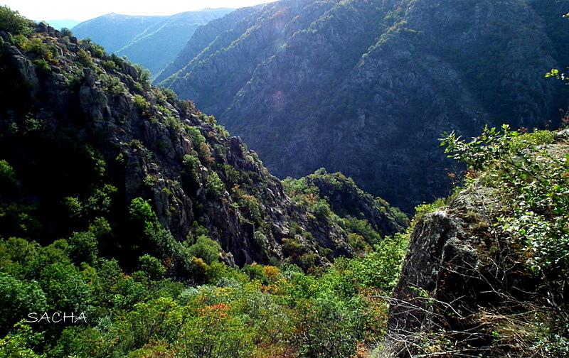 Gorges du Chassezac Lozère