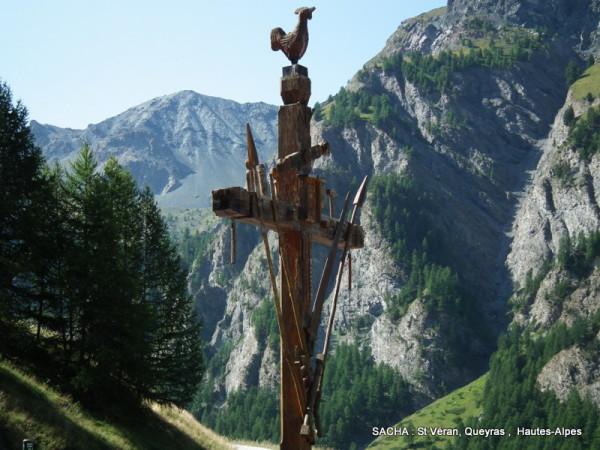 Croix de Mission Queyras