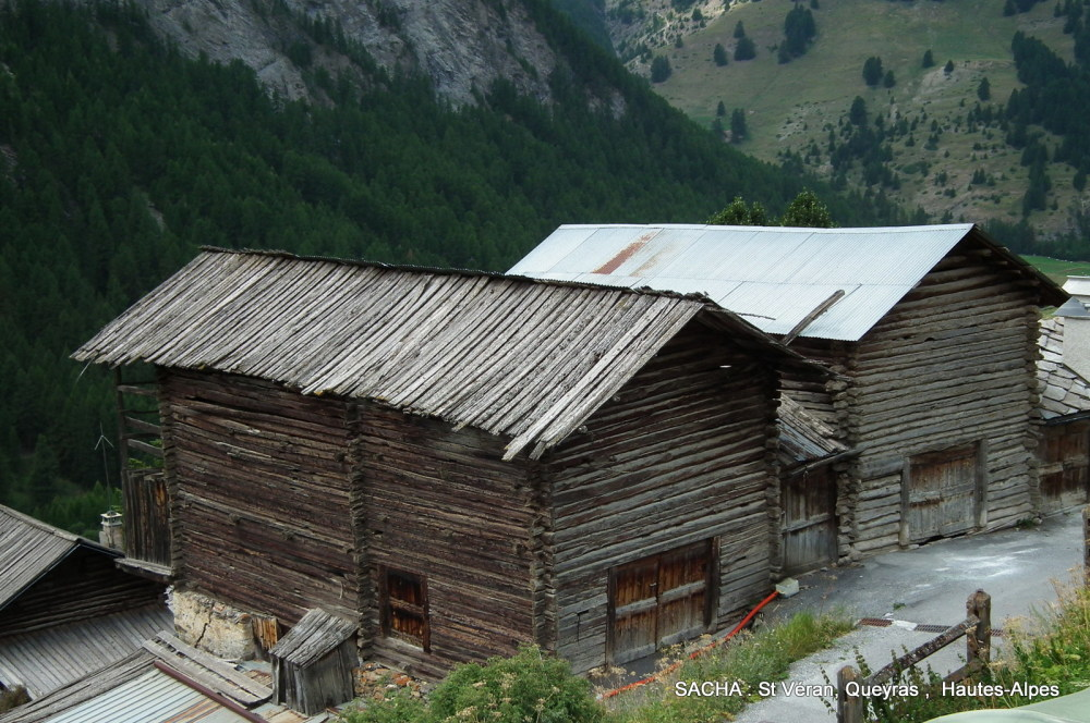 Habitat du Queyras