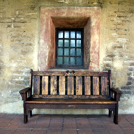 Bench & Window