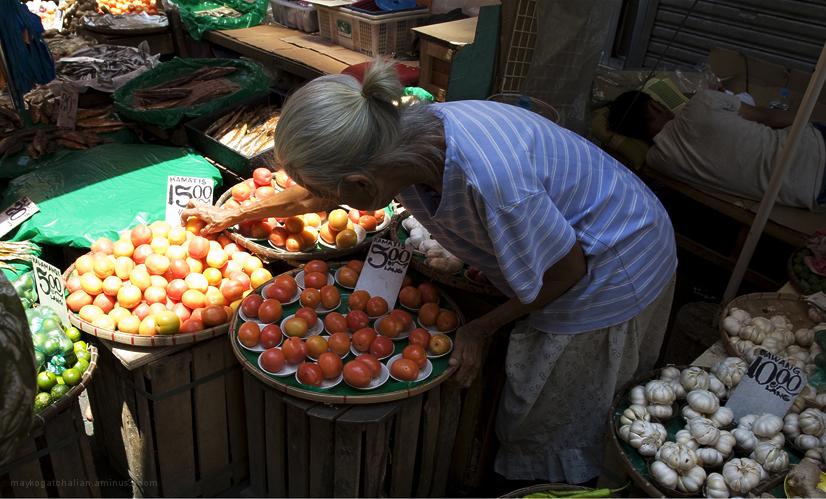Market - Manila Philippines 2010