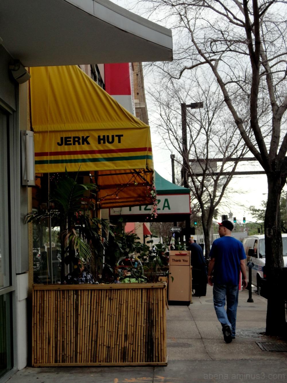 Jerk hut ;)
