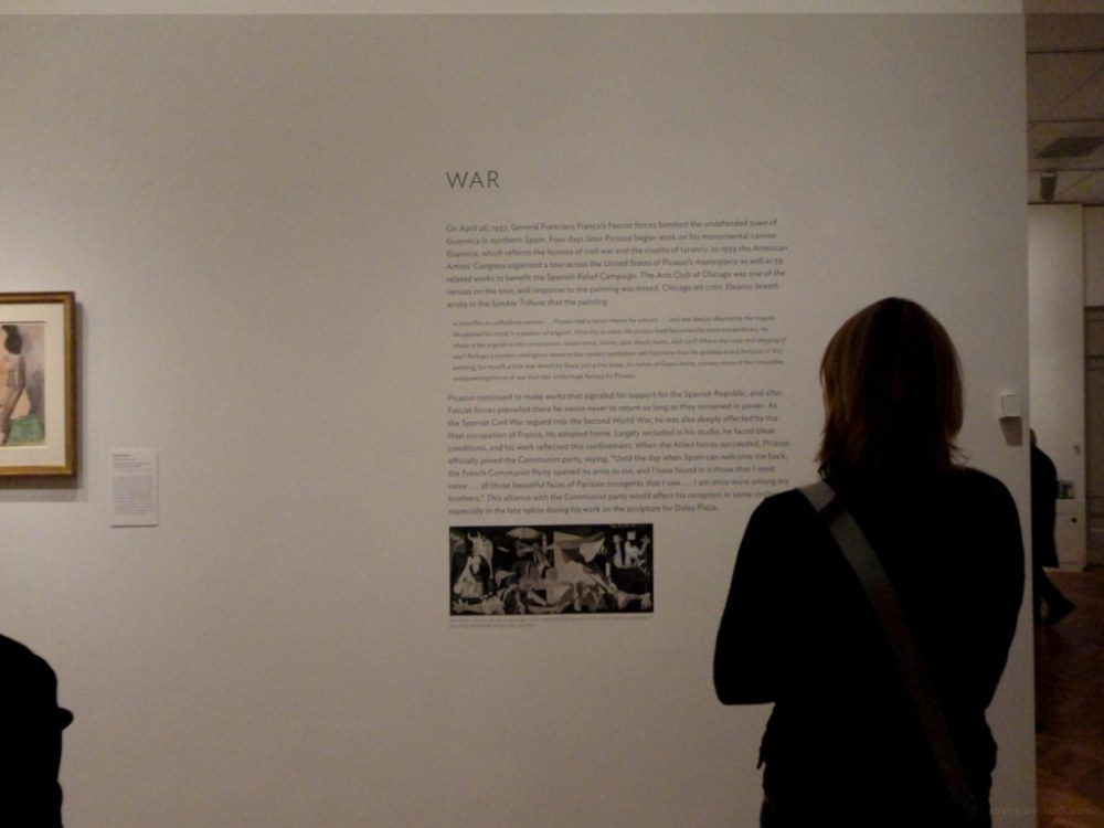 WAR... at the gallery
