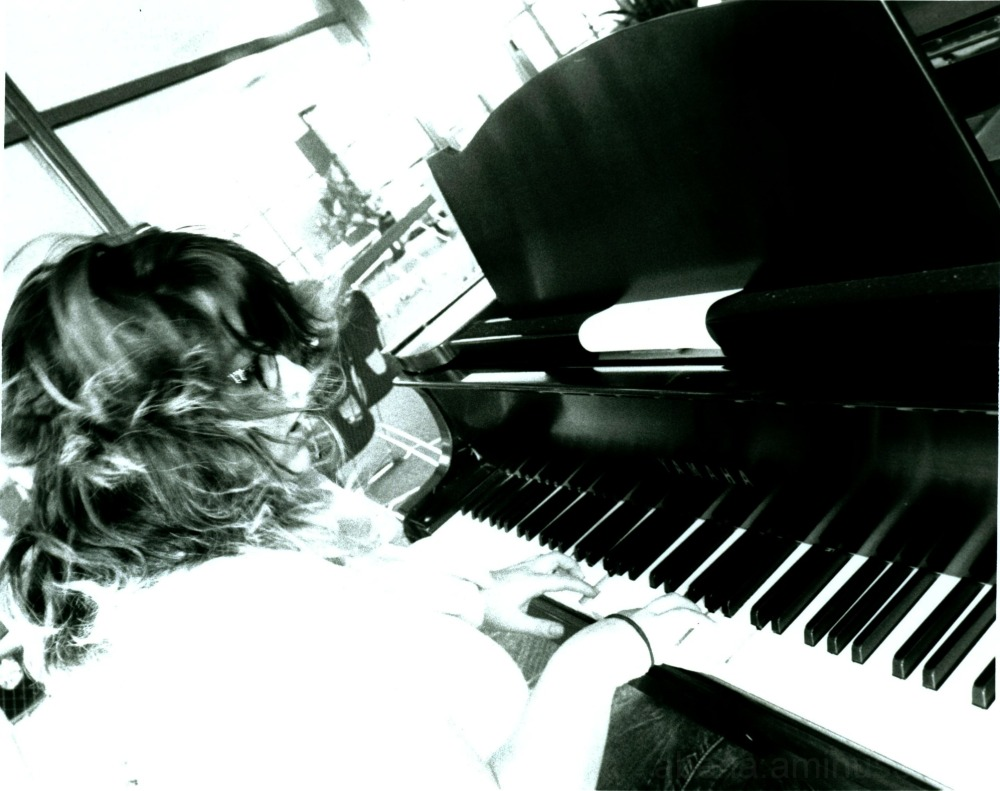 6. Nicole at the piano continued...